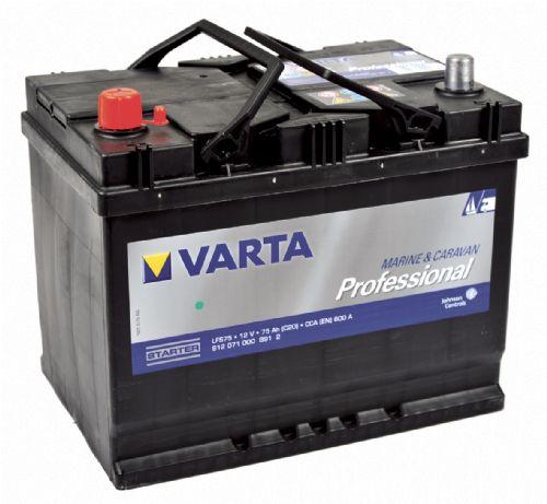 Batteri Varta 75Ah